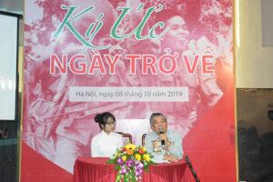 Giao lưu nhân chứng lịch sử nhân kỷ niệm 65 năm Giải phóng Thủ đô