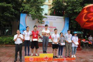 Hội thao Phụ nữ – Nông dân huyện Phú Xuyên năm 2019