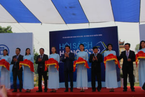 """Khai mạc Hội sách Hà Nội 2019 với chủ đề """"Hà Nội – Thành phố Vì hòa bình"""""""