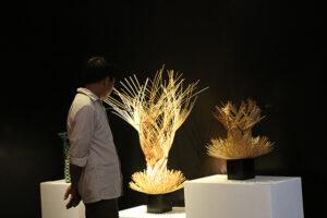 280 tác phẩm mỹ thuật ứng dụng được trưng bày tại Bảo tàng Hà Nội