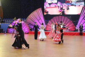 Sôi nổi Giải vô địch Khiêu vũ thể thao quốc tế Hà Nội mở rộng 2019