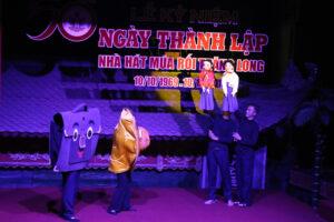 Kỷ niệm 50 năm thành lập Nhà hát Múa rối Thăng Long