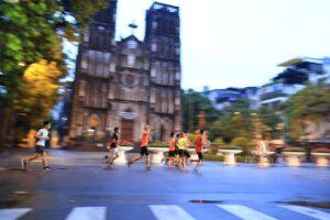 Giải Marathon quốc tế di sản Hà Nội 2019 áp dụng luật giờ giới hạn
