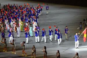 Đoàn thể thao Việt Nam gồm 856 thành viên tham dự SEA Games 30