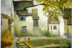 """""""Thu Hà Nội"""" – Triển lãm tranh tại Trung tâm giao lưu Phố cổ Hà Nội"""