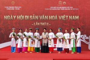 Ngày hội di sản văn hóa Việt Nam lần thứ II-năm 2019