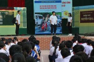 Truyền tải nội dung QTƯX một cách gần gũi đến với các em học sinh