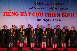 Liên hoan Tiếng hát Cựu chiến binh Thủ đô – Hà Nội 2019
