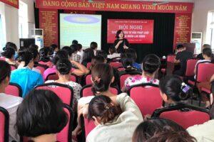Tăng cường tuyên truyền, phổ biến giáo dục pháp luật trong CNVCLĐ Thủ đô