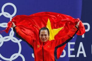 Đô cử Hà Nội Vương Thị Huyền: Tết xa quê vì vé Olympic
