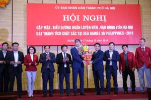 Thể thao Hà Nội tiếp tục phát huy vai trò chủ lực tại SEA Games 30