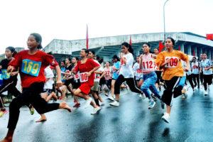 Huyện Phúc Thọ: Lan tỏa phong trào thể dục thể thao