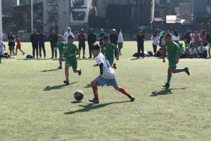 Chung kết Giải Bóng đá học sinh quận Hai Bà Trưng