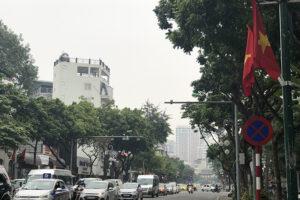 Hà Nội trang trí đường phố mừng Đảng, mừng Xuân mới
