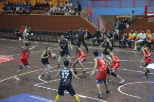 Khai mạc giải vô địch bóng rổ trẻ U23 VBF 2019