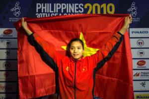 SEA Games 30: Vật giành 7 huy chương ở ngày thi đấu thứ 9