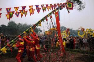 """Chương trình """"Tết Việt 2020"""" với chủ đề """"Nét bút ngày Xuân"""" tại Hoàng thành Thăng Long"""