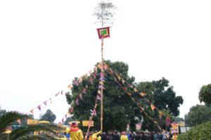"""Lãnh đạo TP Hà Nội dự nghi lễ """"Tống cựu nghinh tân"""" tại Hoàng thành Thăng Long"""