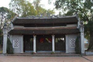 Bộ Văn hóa, Thể thao và Du lịch thẩm định Dự án tu bổ, tôn tạo 2 di tích trên địa bàn TP Hà Nội