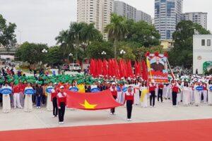 Khai mạc Hội khỏe Phù Đổng quận Thanh Xuân