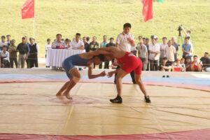 Giải vô địch Vật truyền thống Hà Nội năm 2020 sẽ diễn ra vào ngày 10/2