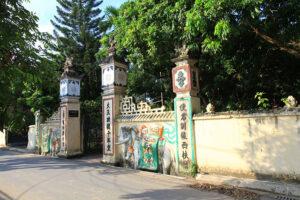 Bộ VHTTDL thẩm định dự án tu bổ, tôn tạo di tích đình Đông Phù (Thanh Trì, Hà Nội)