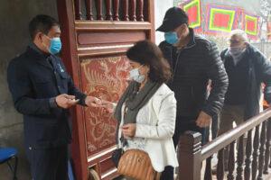 Văn Miếu – Quốc Tử Giám, đền Ngọc Sơn, Nhà tù Hỏa Lò mở cửa trở lại sau khử trùng