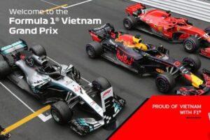 Không hoãn chặng đua F1 Hà Nội