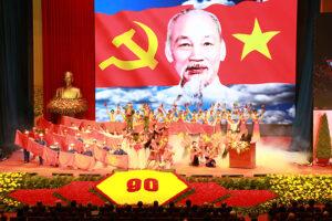 Kỷ niệm trọng thể 90 năm Ngày thành lập Đảng Cộng sản Việt Nam