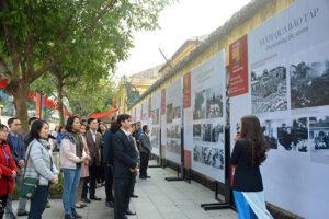 Phát huy truyền thống vẻ vang 90 năm Đảng bộ Thành phố Hà Nội