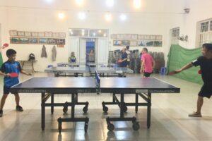 Câu lạc bộ Bóng bàn phường Mộ Lao – Địa chỉ rèn luyện sức khỏe tin cậy