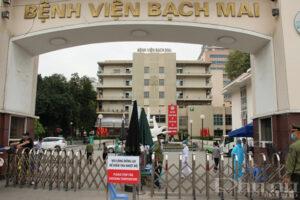 Hà Nội ban hành Công điện khẩn số 3 nhằm ngăn chặn ổ dịch Covid 19 Bệnh viện Bạch Mai lây lan trong cộng đồng