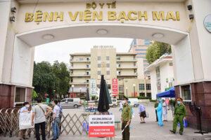 Công điện khẩn nhằm ngăn chặn lây lan Covid 19 từ Bệnh viện Bạch Mai ra cộng đồng