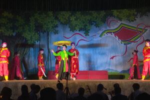 Liên hoan Nghệ thuật hát Chèo không chuyên Hà Nội 2020