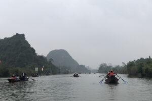 Di tích thắng cảnh Hương Sơn tạm dừng đón khách thăm quan đến hết tháng 3/2020