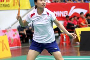Tay vợt cầu lông Hà Nội Nguyễn Thùy Linh giành vé dự Olympic 2020
