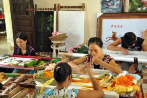 """Ban hành định mức hỗ trợ kinh phí khi công nhận danh hiệu """"Làng nghề, Nghề truyền thống và Làng nghề truyền thống"""" Hà Nội"""