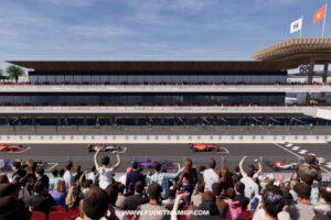 Đường đua F1 Hà Nội được đua online đúng vào ngày 5/4