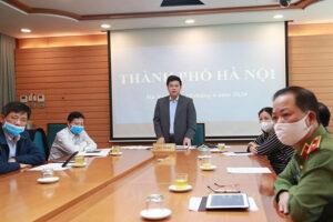 Chỉ thị 07 của UBND thành phố Hà Nội về thực hiện các biện pháp phòng, chống dịch Covid-19 trong tình hình mới