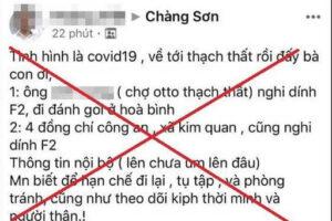 13 hành vi sẽ bị xử phạt khi vi phạm quy định phòng chống dịch Covid-19 tại Hà Nội