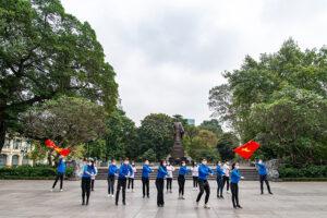 Đoàn Thanh niên Sở VHTT Hà Nội được tặng Bằng khen Tập thể xuất sắc trong Tháng Thanh niên 2020