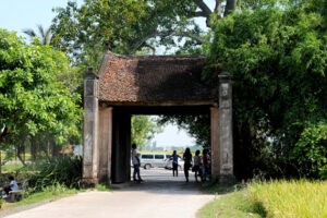 Thị xã Sơn Tây khởi động lại du lịch: Đón khách trong an toàn