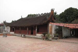 Thẩm định Dự án tu bổ, tôn tạo di tích đình Nhạn Tái, huyện Đông Anh