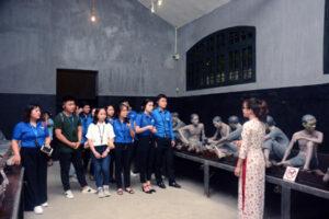 Di tích Nhà tù Hỏa Lò triển khai nhiều phương án kích cầu du lịch nội địa