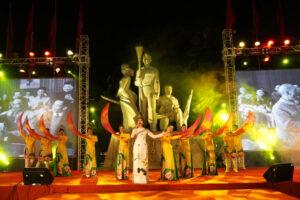 Sổi nổi các hoạt động của tuổi trẻ ngành VHTT chào mừng Đại hội Đảng