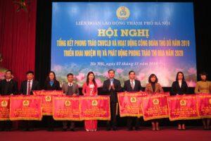 CNVCLĐ Thủ đô tích cực học tập, làm theo tấm gương đạo đức Hồ Chí Minh