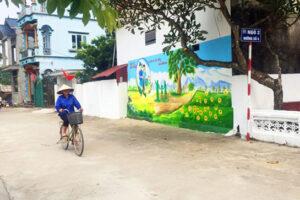 """2/4 thôn được công nhận """"Làng văn hóa kiểu mẫu"""" tại huyện Thanh Oai"""