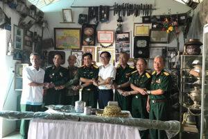 Bảo tàng Hà Nội tiếp nhận 8 kỷ vật kháng chiến