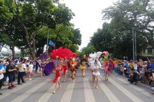 Thêm nhiều hoạt động văn hóa – thể thao sẽ diễn ra trên phố đi bộ hồ Gươm