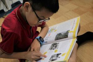 Đại sứ Văn hoá đọc – Khơi dậy hứng thú, niềm đam mê đọc sách đối với thanh thiếu niên nhi đồng